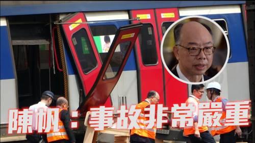 運房局局長到場視察  消防證實8乘客不適